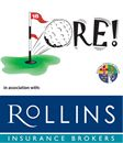 Rollins Insurance, Sponsors of the Ulster Fourball Trophy,  launch ForeGolf!