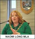 THE LORD MAYOR OF BELFAST CLLR NAOMI LONG MLA WILL BE OUR GUEST SPEAKER AT THE FIRST CHAMBER LUNCH OF 2010.