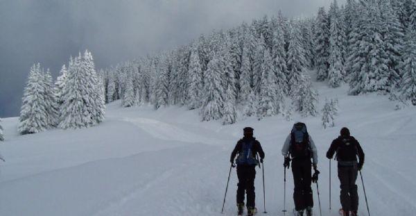 Ski Randonee 1