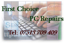 First Choice PC Repairs image